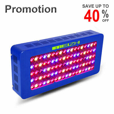 MEIZHI Reflector 450W LED Grow Light Panel Full Spectrum Hydroponics All Stages