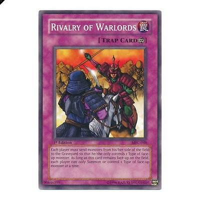 Rivalry of Warlords - MFC-048 - Common Magician's Force
