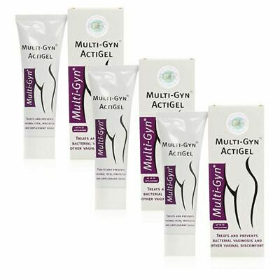 Multi-Gyn Actigel 50ml - 3 Pack
