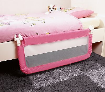 Safety 1st Portable Bed Rail Color Pink Safety Bed Rail Guard Baby Kids