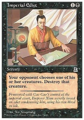 Imperial Edict MTG MAGIC P3K English