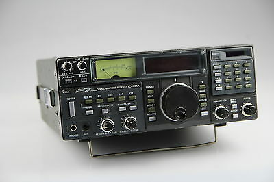 ICOM IC-R71A Communications Receiver used