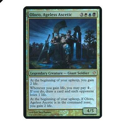 Magic The Gathering MTG Oloro, Ageless Ascetic - Oversized Foil Commander 2013