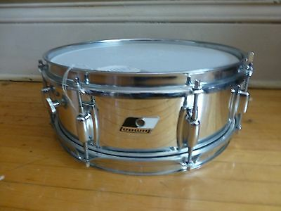 "Vintage 80's Ludwig COM 5x14"" Snare Drum"