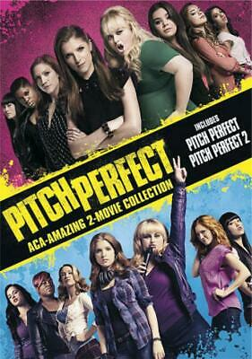 Pitch Perfect Aca-Amazing 2-Movie Collection New Region 1 Dvd