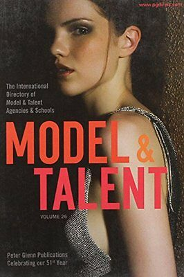 USED (GD) Model & Talent: The International Directory of Model and Talent Agenci