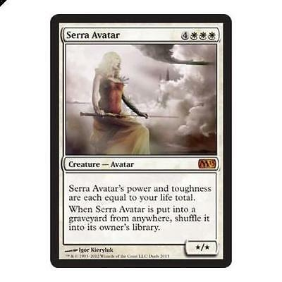 MAGIC THE GATHERING MTG Serra Avatar - DOTP 2013 Promo (Steam/iPad) Magic:  Cards