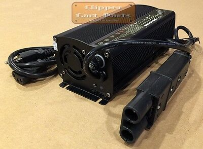 Latest Yamaha G19/G22 48 Volt / 5A Golf Cart Battery Charger - W/ 2 Pin Plug
