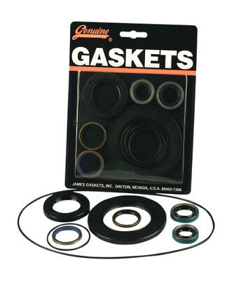 James Gaskets Transmission Sprocket/Chain/Belt Oil Seal Kit For Harley 12050-K