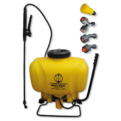 15l Back Splash Pressure Sprayer Fertilizer Syringe Garden