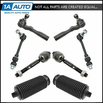 Ball Joint Tie Rod Sway Bar End Link Rack Boot LH RH Set for Sequoia Tundra New