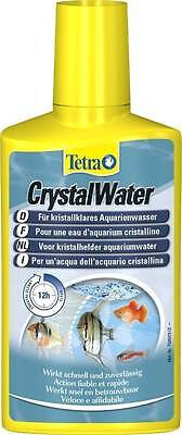 Traitement de l'eau Tetra Crystal Water 100 ml