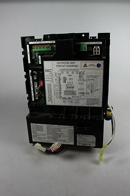 Airwell 467300323R 01 DCI 80CR Controller