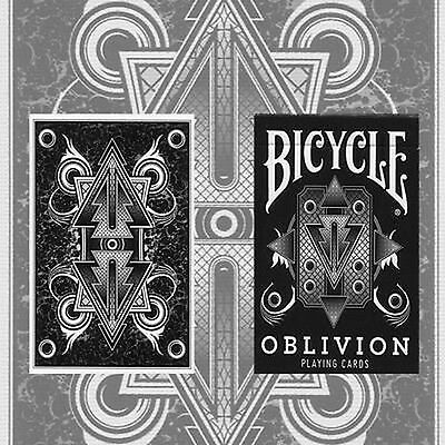 Bicycle Oblivion-Deck (weiß) von Collectable Spielkarten