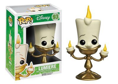 Funko Pop Disney 3896 Beauty And The Beast Lumiere Vinyl Action Figure Toy 3.75""