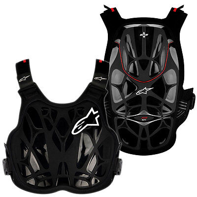 New Alpinestars A8 Light Protection Vest Roost Guard Protection Works With Bns