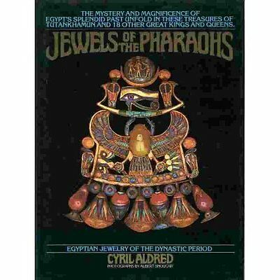 USED (GD) Jewels of the Pharaohs: Egyptian Jewelry of the Dynastic Period by Cyr