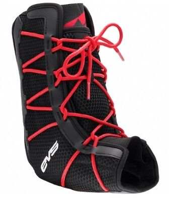 EVS Adult MX ATV Black AB06 Ankle Stabilizer Brace S-XL