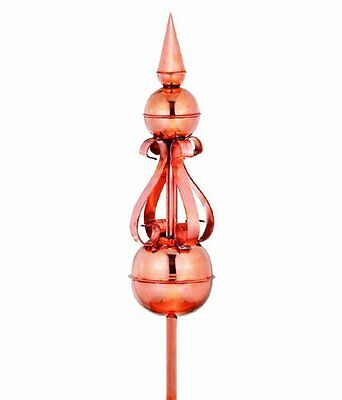 Good Directions 703 Merlin Finial, Copper