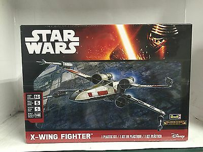 +++ Revell STAR WARS X-wing Fighter 1:48 15091 85-5091