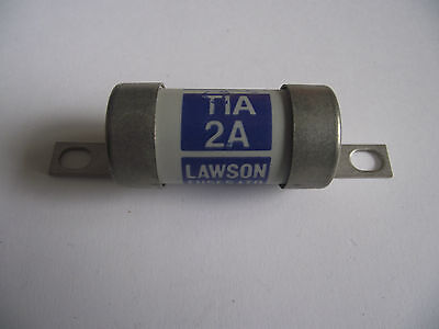 Lawson Tia 2 2 Amp Bs.88 Fuse Offset Bolted Tag