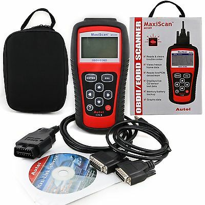 Newest Autel MaxiScan MS509 OBDII/EOBD Auto Code Reader Car Scanner Diagnostic '