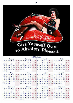 The Rocky Horror Picture Show - 2017 A4 CALENDAR BUY ANY 1 AND GET 1 FREE OFFER