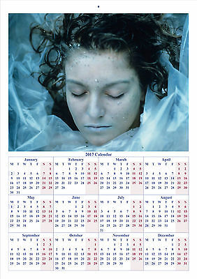 Twin Peaks - 2017 A4 CALENDAR **BUY ANY 1 AND GET 1 FREE OFFER**