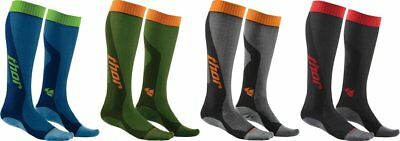 Thor Mens MX Cool CoolMax Motocross Motorsports Riding Socks