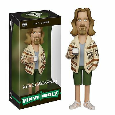 Funko Vinyl Idolz The Big Lebowski - The Dude Action Figure Collectible Toy 5644