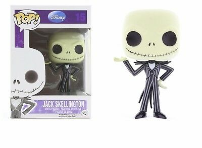 Funko Pop Disney Series 2 - Jack Skellington Vinyl Action Figure Collectible Toy
