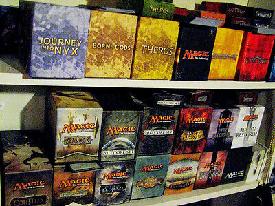 LOT of 1000 cards MAGIC THE GATHERING english