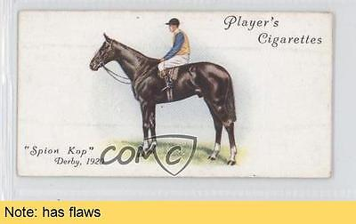 1933 Player's Derby and Grand National Winners #13 Spion Kop READ Card 0a1