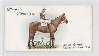 1933 Player's Derby and Grand National Winners Tobacco Base #48 Shaun Goilin 0a1