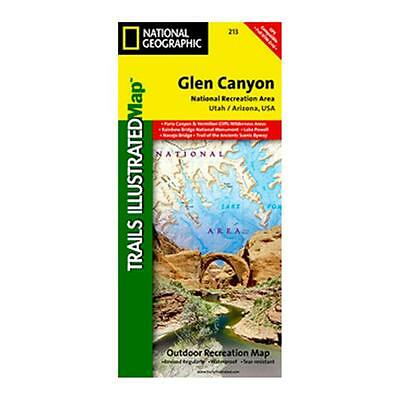 National Geographic 213 Boots Glen Canyon and Capital Reef National Park Utah