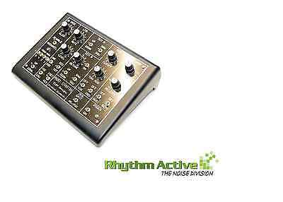 Avr Synth By Elby-Designs Desktop Monophonic Virtual Analog Synthesizer Module