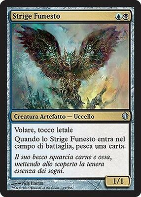 Strige Funesto - Baleful Strix MTG MAGIC C13 Commander 2013