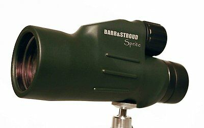 Barr & Stroud Sprite 10x50 Monocular - Ideal Christmas Gift / Stocking Filler