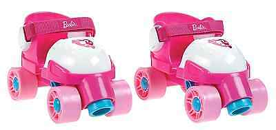 Fisher-Price Barbie Grow Girl Roller-Skates Sport Outdoor Toy Hobby Play Fun Set