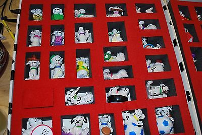 Disney 101 Dalmations Box Set McDonalds Happy Meal Toys Collector