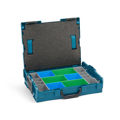 Bosch Sortimo L-Boxx 102 limited Edition (makita style) inkl. Insetboxenset CD3