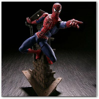 Spider-Man Variable PVC Action Figure Collectible Model Toy 13.5cm
