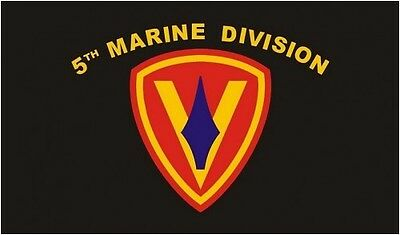5Th. Marine  Divison Flag
