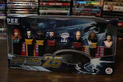Pez Limited Edition Collector's Series Star Trek The Next Generation 25
