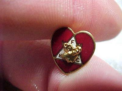 Order of the Moose FHC Screwback  Fraternal Pin   (15A1)