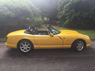 1999 TVR Chimaera 4.0 A Family Business Est 18 years