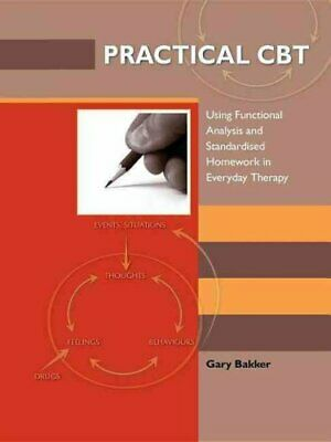 Practical CBT Using Functional Analysis and Standardised Homewo... 9781875378845
