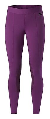 Kerrits Flow Rise Performance Tights (1X,Huckleberry)