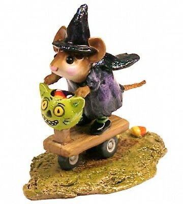 Wee Forest Folk M-296s Scootin' with Loot Special Color