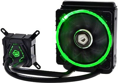 ID-COOLING IceKimo 120 CPU Liquid Cooler Green[ICEKIMO 120G]